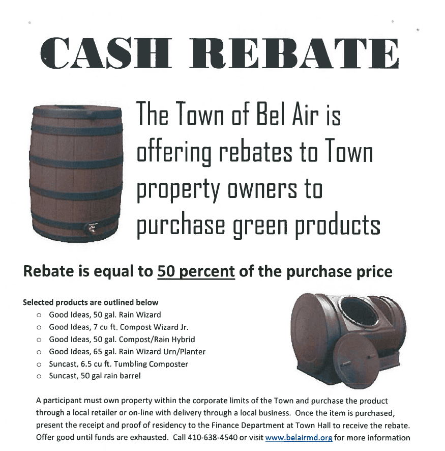Cash rebate pic